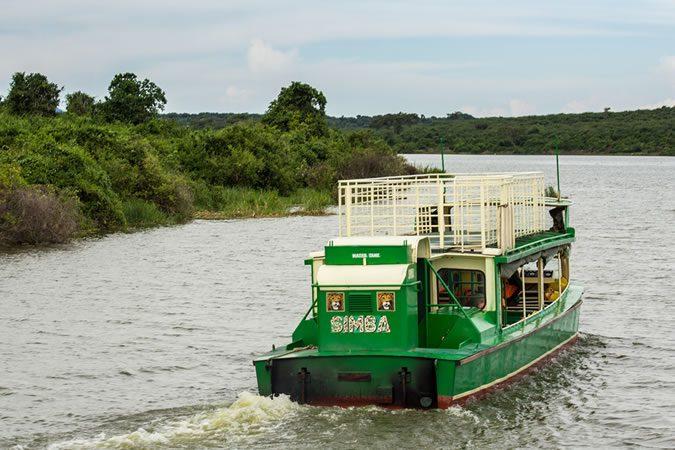 Boat Cruise Tours in Uganda