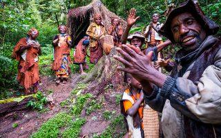 The Batwa People
