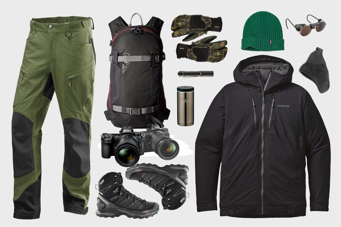 Gorilla Trekking gear