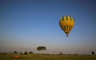 3 Days Murchison Falls Hot Air balloon safari
