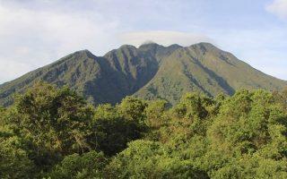 3 days mount Mgahinga hiking safari