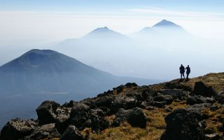 4 days Rwanda Karisimbi Volcano Hiking & Lake Kivu safari
