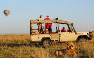 6 Days Kenya Wildlife safari