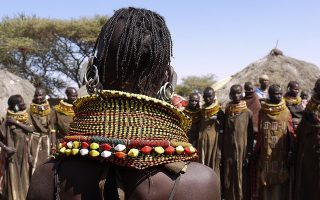 Ik people of Kidepo valley national park