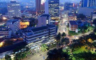 Touring Kampala City