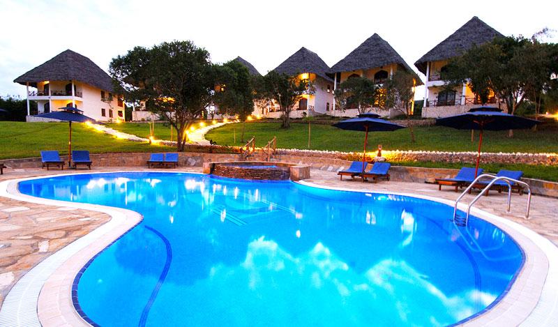 Zanzibar Blue Resort Beach